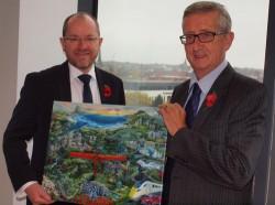New chairman for NECC Darlington