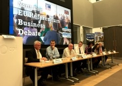 Real Results Marketing organises successful EU Referendum debate